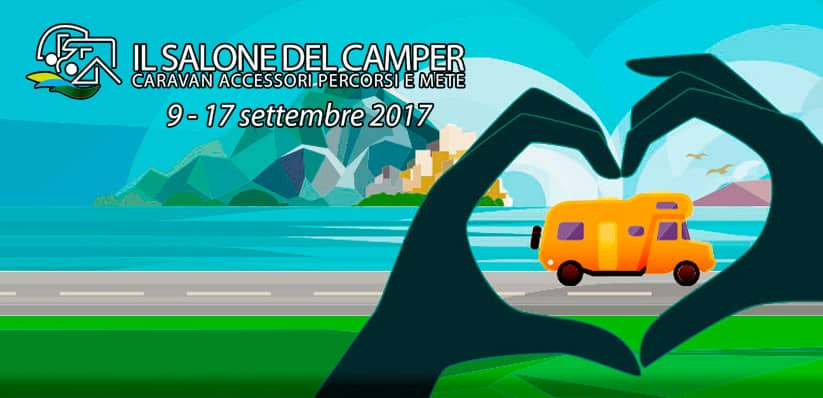 Salone del Camper di Parma 2017