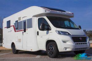 Camper Semintegrale Letto Nautico Roller-Team Kronos 265