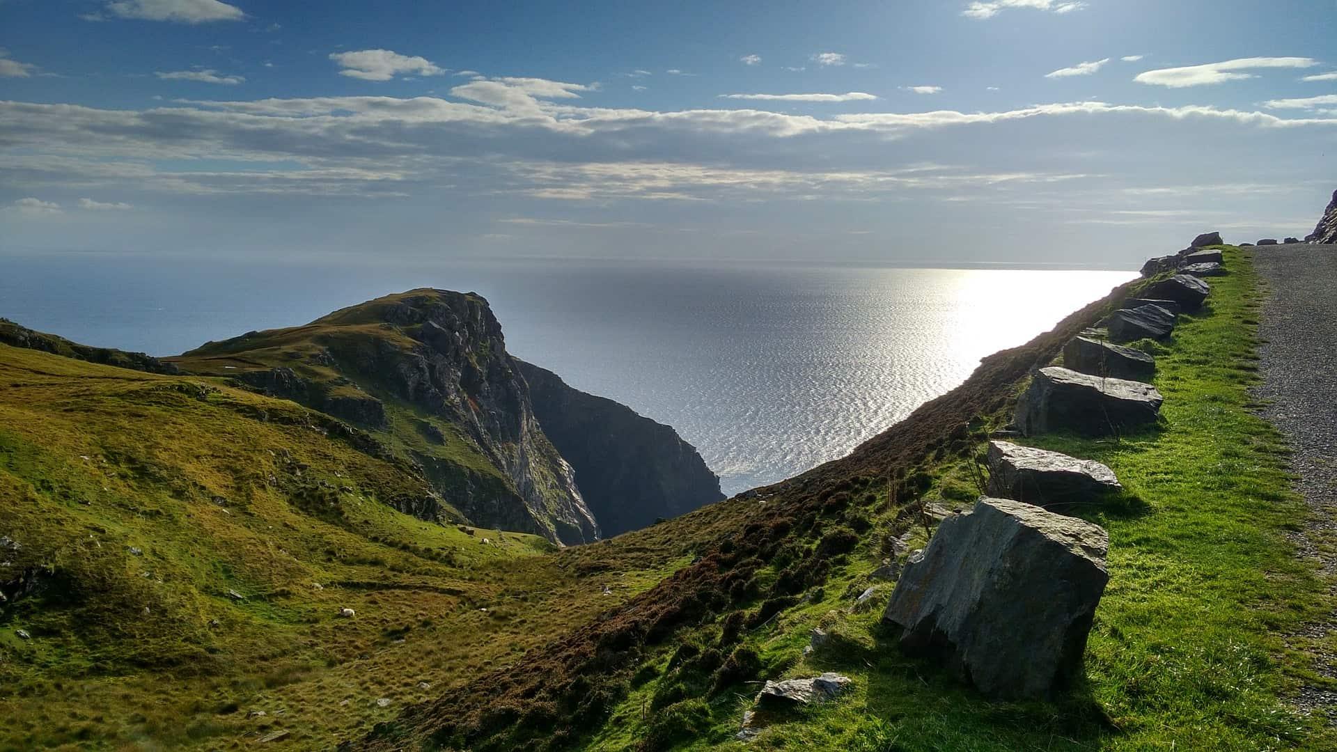 Irlanda l'isola color smeraldo viaggio in camper