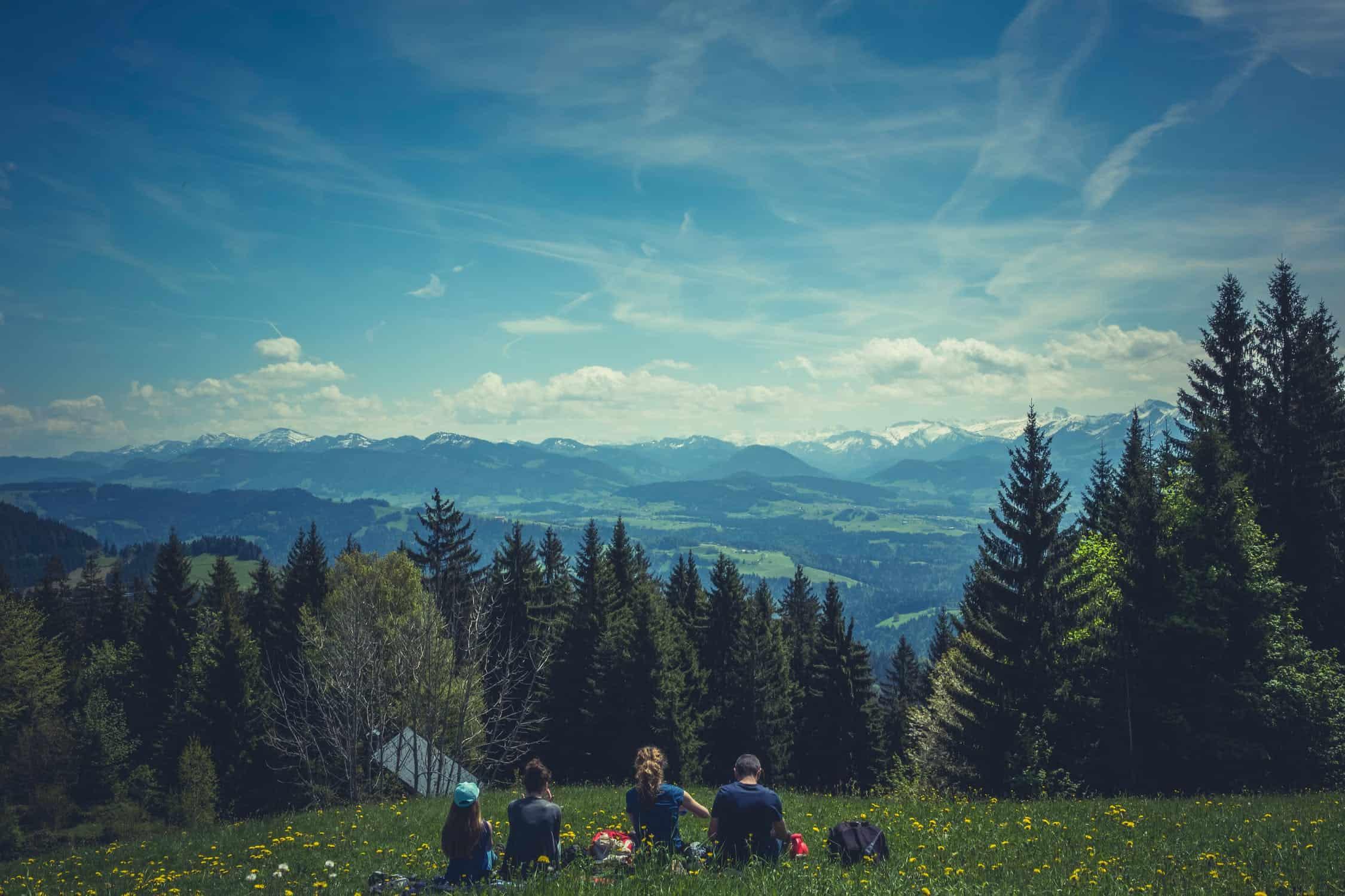 Le località migliori per chi viaggia con i bambini in camper