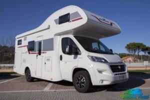 Camper 6 Posti Usato Roller-Team Kronos 279 Garage