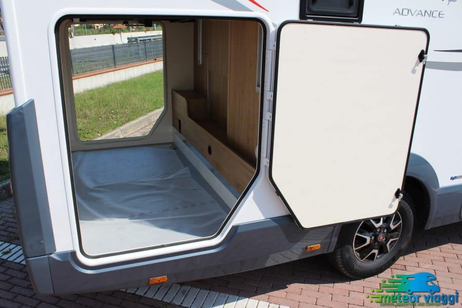 vendita camper 5 posti roller-team zefiro 295 tl advance