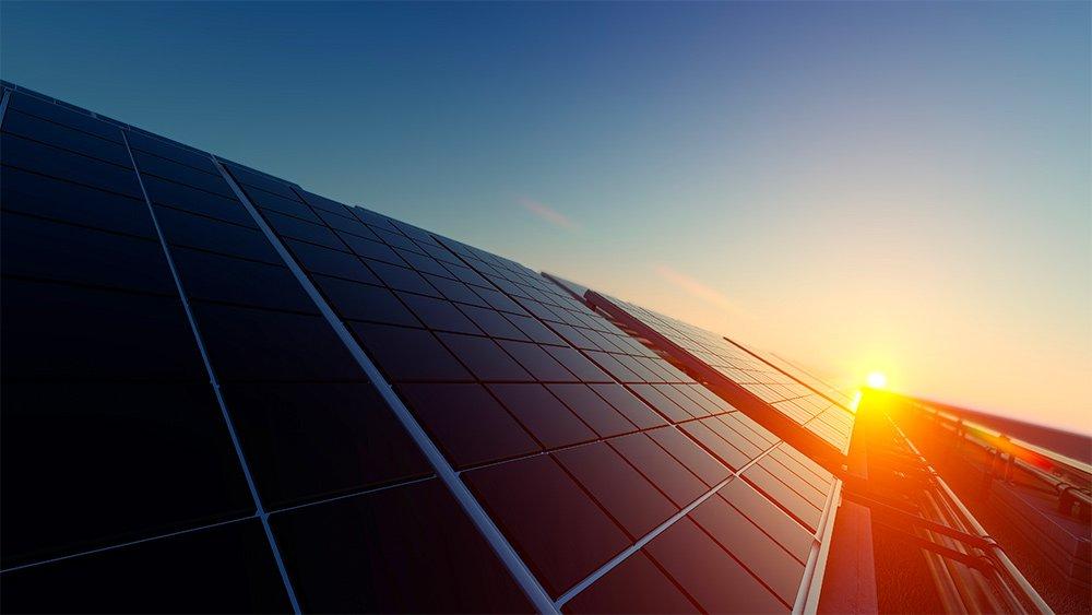 Pannello solare per camper